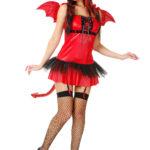 Devilina Costume