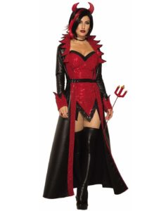 Demonique Hell Mistress Costume