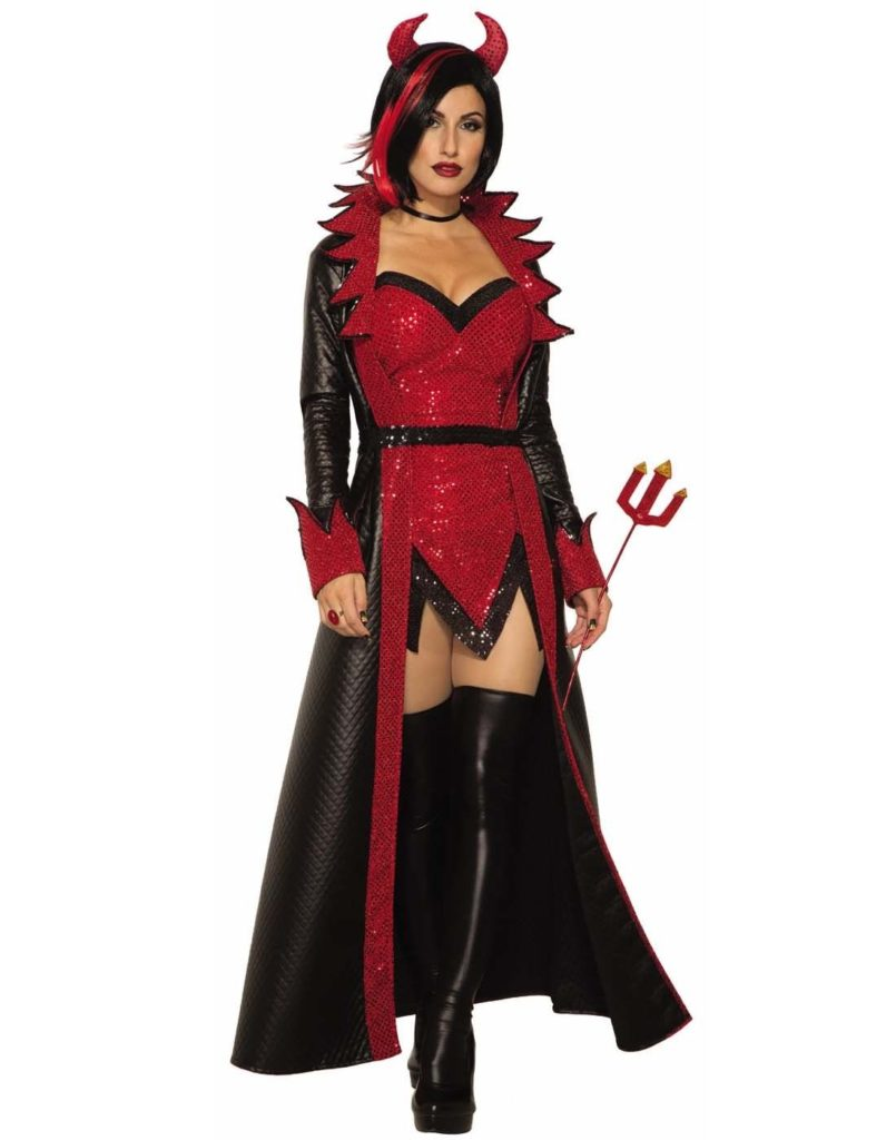 Demonique Hell Mistress Costume