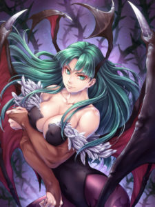 Morrigan Aensland by トシ