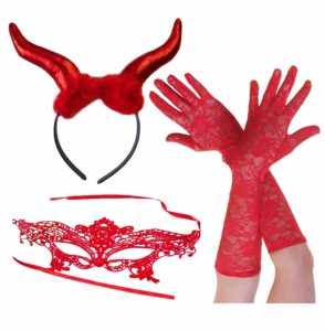 Devil Costume Accessory Kit