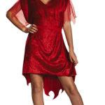 Woman's Devil Costume