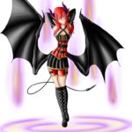 Lilith the Succubus Queen by That-One-Personage