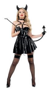 Heavy Metal Devil Costume