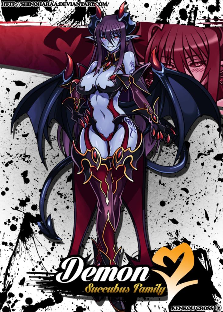 Demon by Shinoharaa