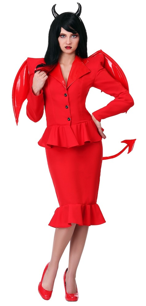 Fierce Devil Costume