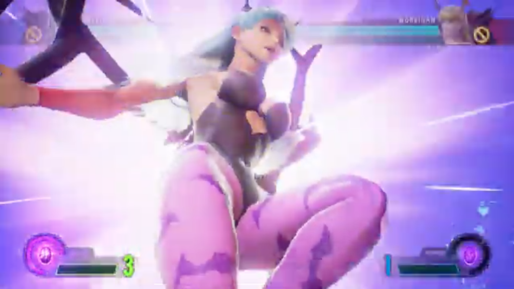 Morrigan Aensland Game Image