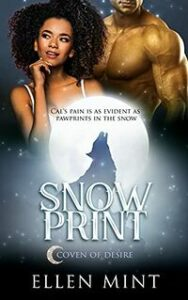 Snow Print by Ellen Mint