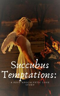 Succubus Temptations eBook Cover, written by Nastya Bednaya