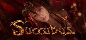 Succubus Game Logo by Madmind Studio