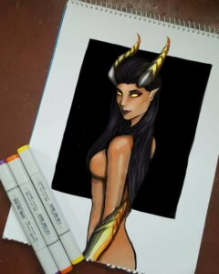 Succubus by LaValence