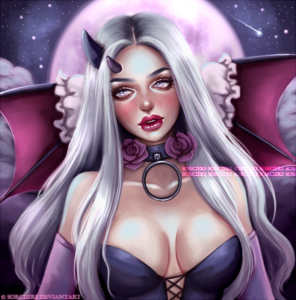 Succubus by Sorciiere
