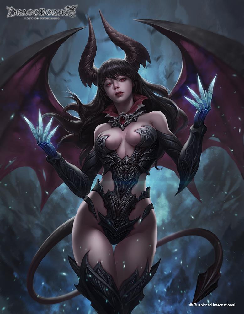 Banetalon Temptress by kamiyamark