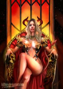 DEMON GIRL full version by killbiro
