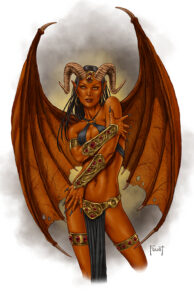 Succubus by Mitch Foust