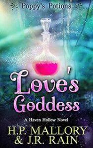 Love's Goddess by J.R. Rain and H.P. Mallory