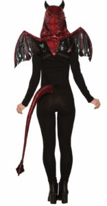 Devil and Demon Wings Costume Accessory