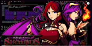 A Review of Midnight Castle Succubus by Retired Channel