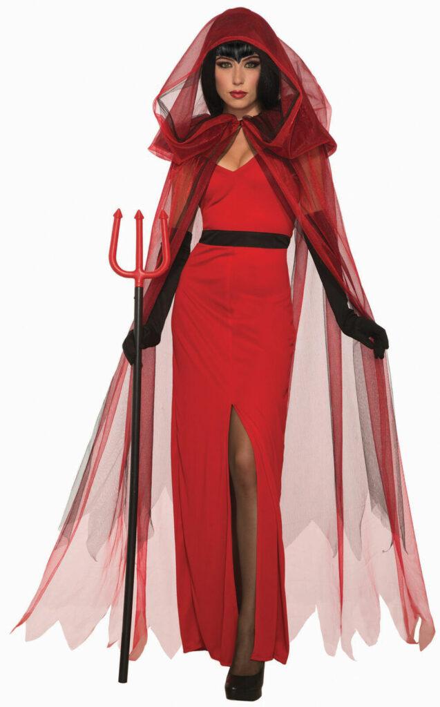 Crimson Demoness Costume