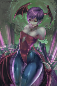 Lilith by Cutesexyrobutts