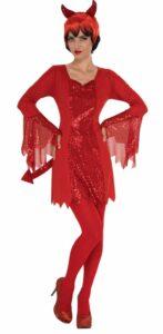 Devil Costume for Women