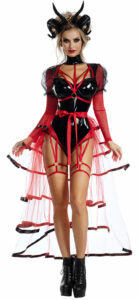 Hellhound Demon Costume