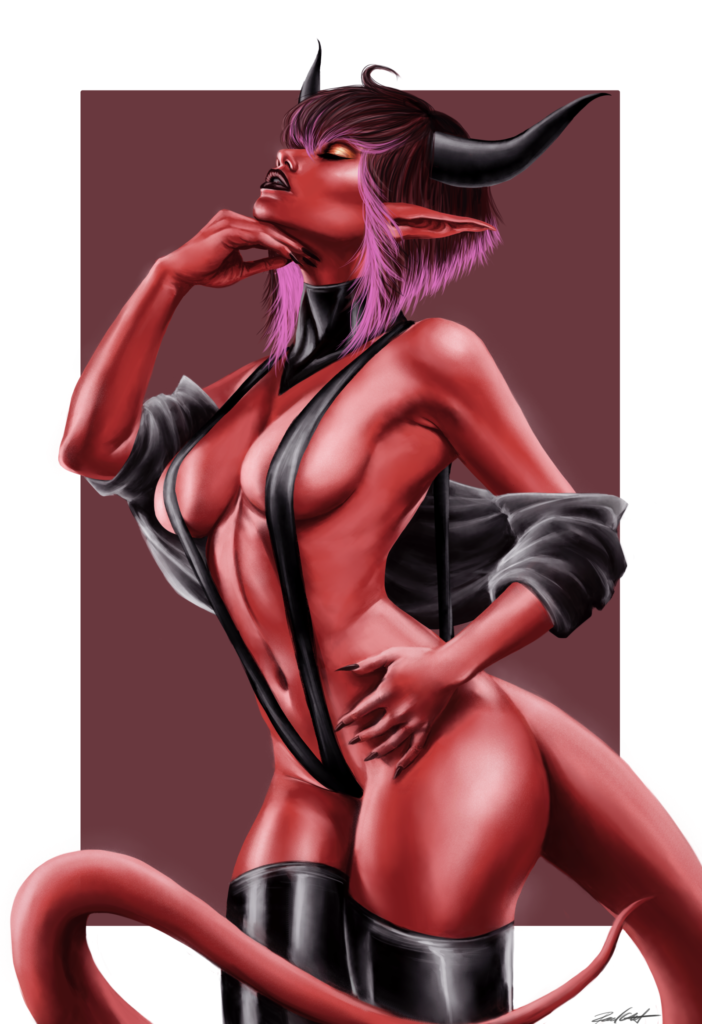 PinUp by cutietentacles