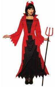 Devil Women Adult Costume