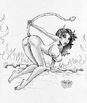 Jeff Egli Devilgirl